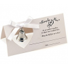 Ring for  a Kiss Wedding Bell Placecards (Set of 12)