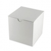 White Glossy Favor Boxes (Set of 12)