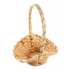 Mini Wicker Basket Favors (Set of 12)
