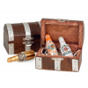 Wood Treasure Chest Favor Box