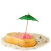 Fruit Scented Sandal Soap Bar Favor