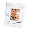 Autograph Wedding Picture Frame