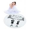 Mr. & Mrs. Wedding Floor Decal