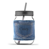 The Perfect Fit-ness Mason Jar in Jeans