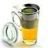 Gourmet Glass Mug Stainless Steel Tea Infuser Set