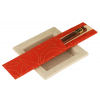 Personalized Chinese Wood Chopsticks in Lucky Red Pouch
