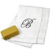 Monogrammed Wedding Hand Towel