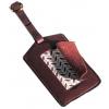 Leather Luggage ID Tag