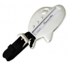 Personalized Airplane Luggage Tag