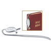 Silver Christian Ichthus (Fish) Bookmark and Letter Opener