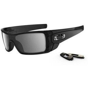 Oakley SI Batwolf Sunglasses - Black Ink Frame w/ Black Iridium Lens