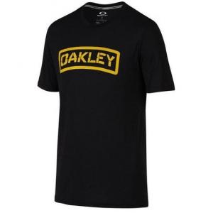 Oakley O-Tab Tee in Blackout