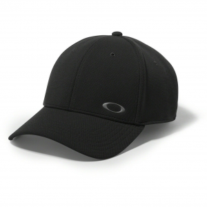Oakley Silicon Ellipse Hat in Black
