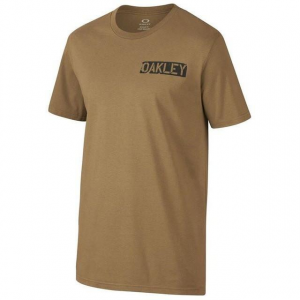 Oakley Death Card SI Tee in Coyote