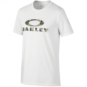 Oakley Stealth Tee in White