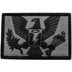 Oakley SI Patch OAKDEF Crest in Grey