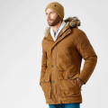 Timberland Men's Waxed Scar Ridge Parka