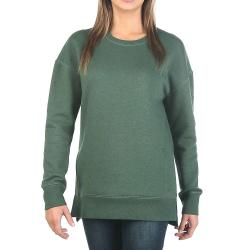 Moosejaw Women's The Final Countdown Crew Neck Sweatshirt - Large - Heather Pine