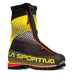 La Sportiva G2 SM Boot - 45.5 - Black / Yellow
