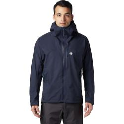 Mountain Hardwear Men's Exposure/2 GTX Active Jacket - XL - Dark Zinc