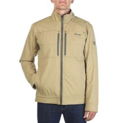 Moosejaw Men's Cadieux Insulated Canvas Jacket - Large Tall - Antique Bronze