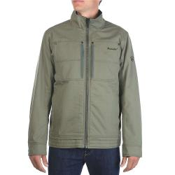 Moosejaw Men's Cadieux Insulated Canvas Jacket - Small - Leaf
