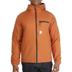 Topo Designs Men's Puffer Hoodie Jacket - Large - Clay