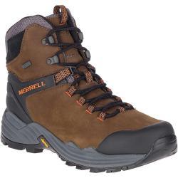 Merrell Men's Phaserbound 2 Tall Waterproof Boot - 10.5 - Dark Earth