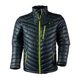 Obermeyer Men's Hyper Insulator Jacket - Medium - EBONY