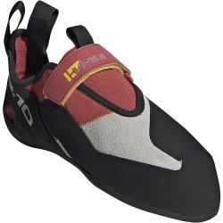 Five Ten Women's Hiangle Climbing Shoe - 6 - Half Red / Clear Grey / Black