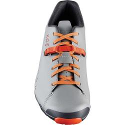 Shimano Men's XC5 Shoe - 40 - Grey/Orange