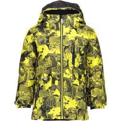 Obermeyer Boy's Nebula Jacket - 4 - Night Vision Camo