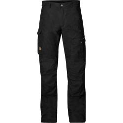 Fjallraven Men's Barents Pro Trouser - 56 Long - Dark Grey / Dark Grey
