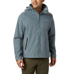 Columbia Men's Westbrook Jacket - Medium - Mountain Heather