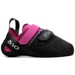 Five Ten Women's Rogue VCS Climbing Shoe - 5.5 - Purple / Charcoal