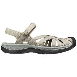 Keen Women's Rose Sandal - 7.5 - Aluminum / Neutral Grey