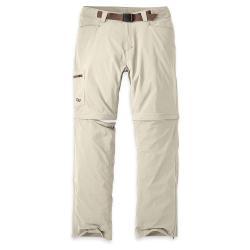 Outdoor Research Men's Equinox Convert Pant - 32 - Cairn