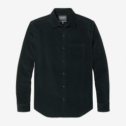 Bonobos Men's The Cord Shirt - Large Regular - Green Space
