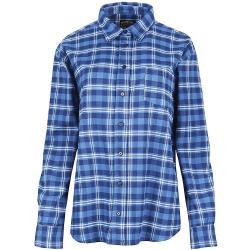 United By Blue Women's Westridge Button Down Shirt - Small - Blue