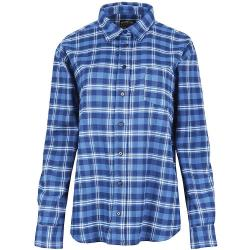 United By Blue Women's Westridge Button Down Shirt - Medium - Blue