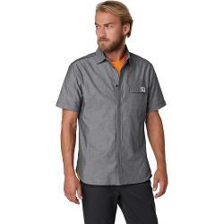 Helly Hansen Men's Huk Short Sleeve Shirt - Small - Ebony