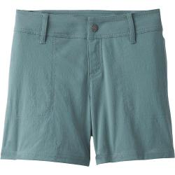 Prana Women's Revenna 5IN Short - 4 - Starling Green