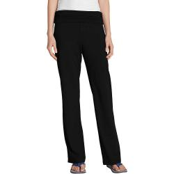 Eddie Bauer Travex Women's Aster Wide Leg Pant - Small - Black
