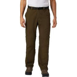 Columbia Men's Silver Ridge Convertible Pant - 38x32 - Olive Green