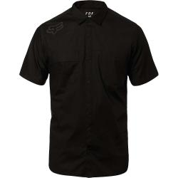 Fox Men's Redplate Flexair Workshirt - Small - Black