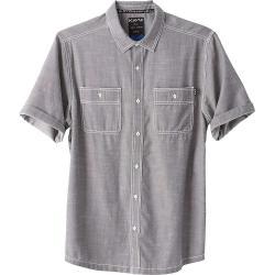 KAVU Men's Jacksonville Shirt - Small - Smoked Pearl