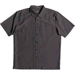 Quiksilver Men's Cane Island Shirt - Small - Black