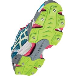 STABILicers Run Crampon - Small - Gray/Green