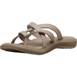 Columbia Women's Kambi II Sandal - 9 - Silver Sage / Fawn