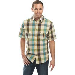 Woolrich Men's Midway Yarn-Dye Shirt - Small - Cavern
